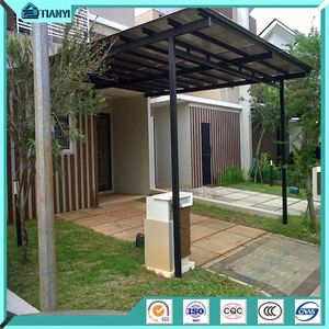 Custmoized Cheap Price Powder Coated Elegant Design Aluminium Canopy Bed Crown Awning
