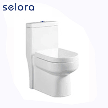 8254R china wholesale ceramic bathrooms designs siphon one piece sanitary wares