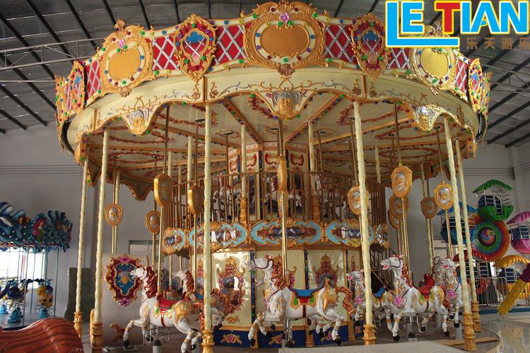 Double Deck Carousel