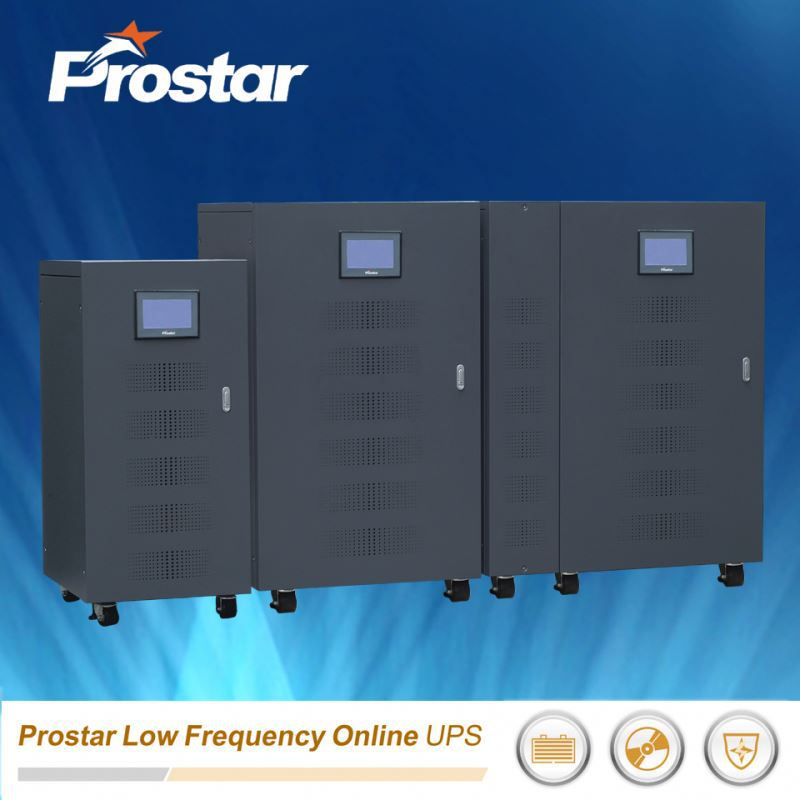 160KVA double convesion low frequeny online UPS,with isolated transformer