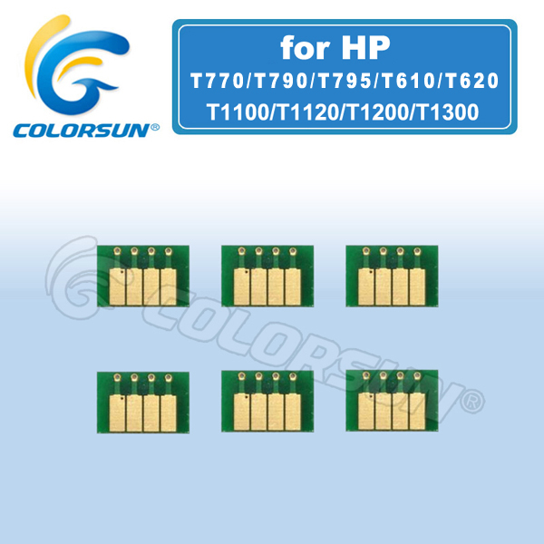 Reset Chip For Hp Designjet T610/t795/t790/72#