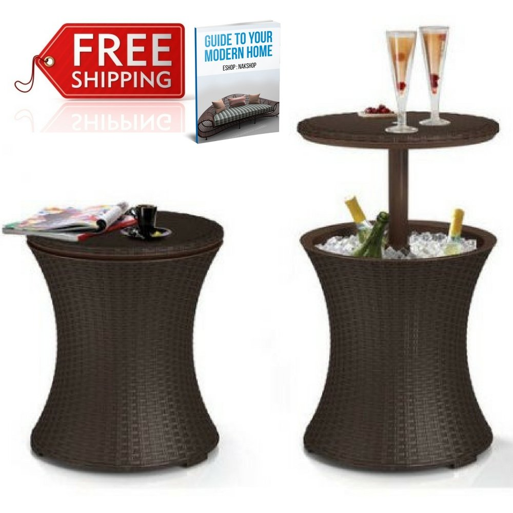 Cheap Coffee Table With Ice Bucket Find Coffee Table With Ice