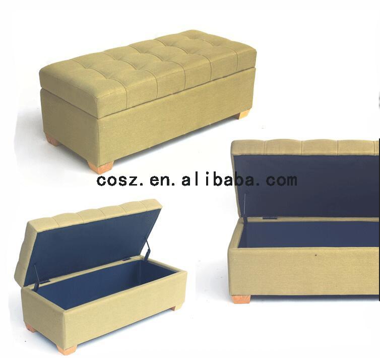 European High Quality Folding Storage Stool Fabric Sofa Ottoman Soft Coffee Table Buy Coffee