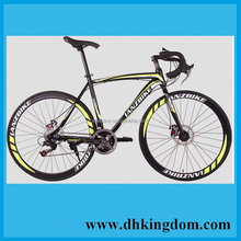 Hot Sale 700C Road Bikes For Man Aluminum With Frame