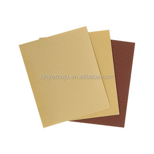 230*280mm P120/240 sanding paper in abrasive tool for dry use