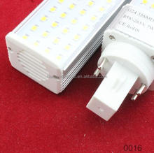 G24 led lighting dimmable high quality 96smd 220v