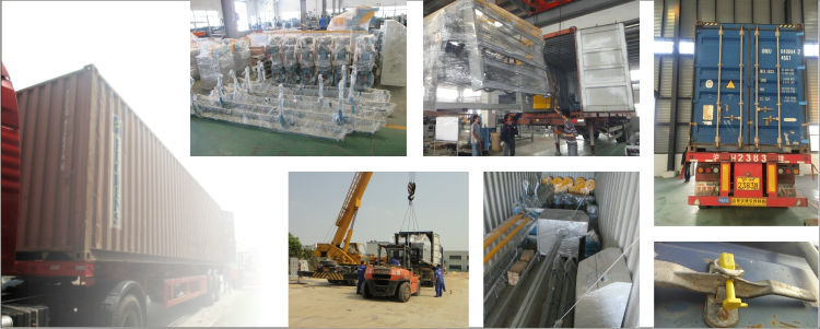 Heavy duty expanded metal mesh machine