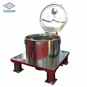 PS Filter Separator Stainless Steel Flat Plate Structure Industrial Centrifuge Machine Price OIL Separator