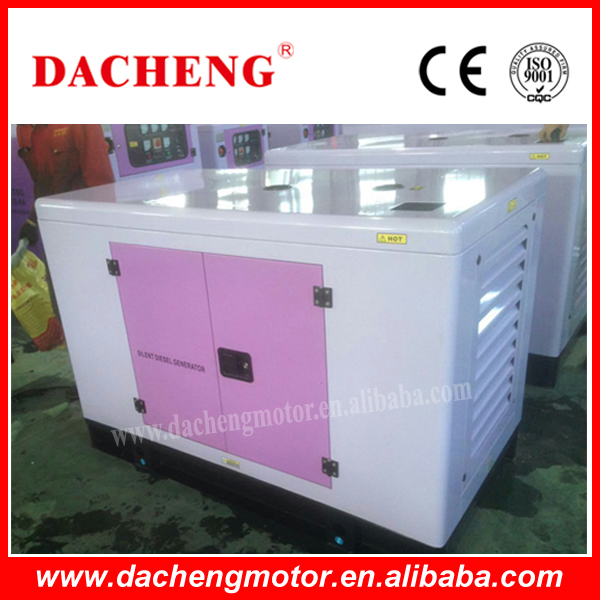 No1 in China Trade Assurance 30KW Generator with yangdong engine silent generator with CE ISO