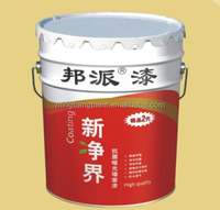 Acrylic waterproof water based emulsion paint