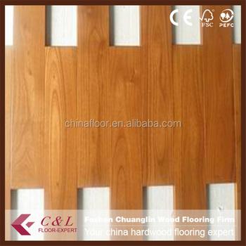 Cl Durable Natural Color Robina Solid Wood Flooring Buy Robinia