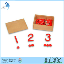 Mathematics wooden educational toys for kids montessori material toys popular kids toy
