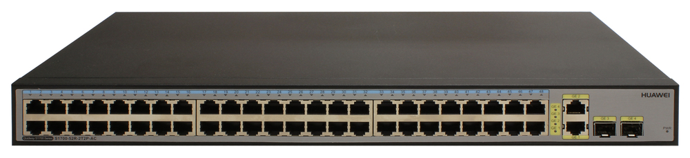 48-port Lan Switch Huawei S1700-52r-2t2p-ac Ethernet Access Switch ...