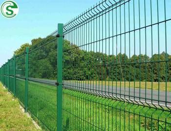 Pvc Beschichtet Baustahlmatten Zaun Preis Starren Gitter Zaun