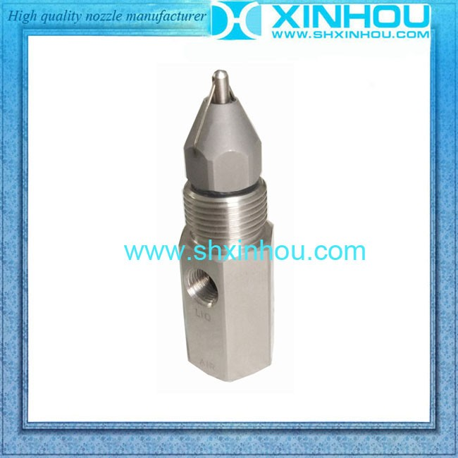 Low Pressure Micro Droplet Ultrasonic Fog Nozzle