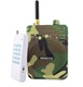 Wireless Volume Camouflage Hunting Trap Portable Amplifier Remote Control Bird Caller Speaker with FM Radio Memory Card USB Port