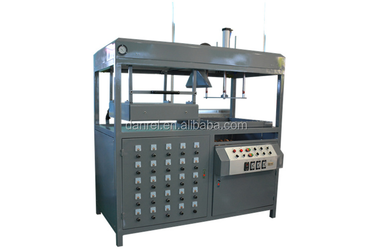 Price of Manual PVC Sheet Thermoforming Machine for Blister Clamshell, Cartons, Egg Trays