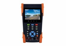 "Video record & afspelen ingebouwde WIFI Video in/out 3.5 ""Touch Screen 480X320 Video niveau meter CCTV Camera Tester (IPC-5300 L)"