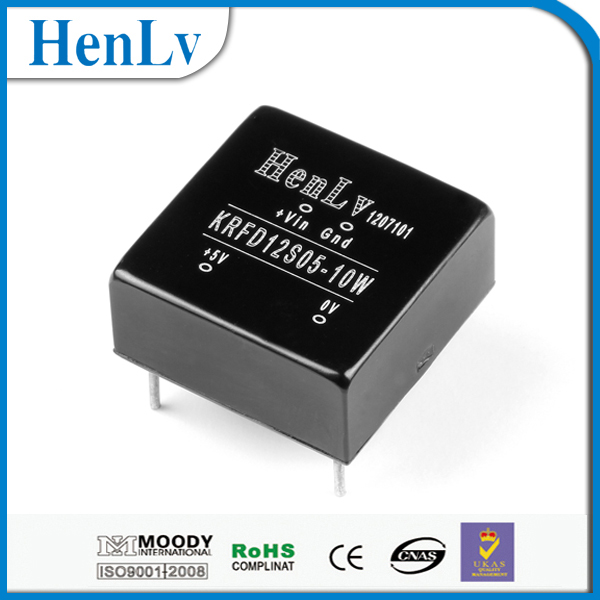 5v to 9v step up dc/dc boost converter for Zero loss depth current limiting device