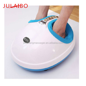 Good Sell 3D Air Pressure Scraping Rolling Heating Therapy Foot Massager