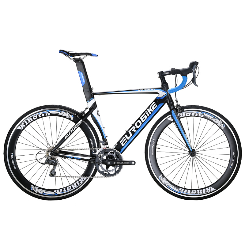 EUROBIKE 2018 Top Selling 700C Alloy Road Racing Bike XC7000 16 Speed Road Bike 60mm Rim/ <strong>Cycling</strong> / Road Bicycle Made in China