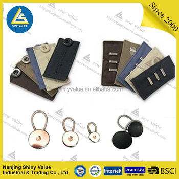 Promotional gift type quick fixed using metal extenders for combing your cuff easily