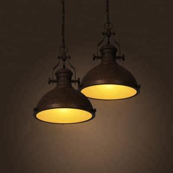 Industrial Iron Pendant Light Loft Vintage Cafe Shop Light Kitchen Lighting  Fixture From China - Buy Indoor Small Led Spotlight Mr16 Light ...