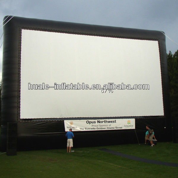 inflatable movie screens 2013 for sale