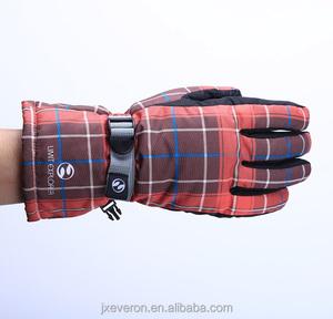 Womens Comfortable winter warm outdoor high quality fashion Snowboarding / Ski Gloves
