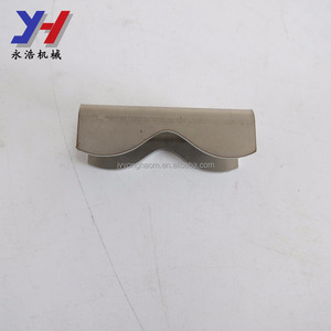 Factory custom wood connection connector hardware metal u bracket for timber