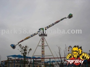 used amusement park rides Scream