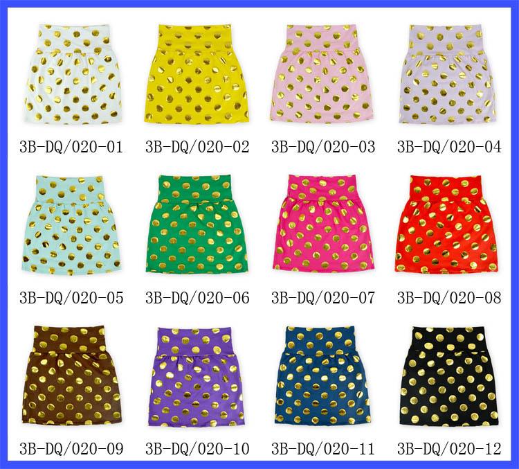 e8b5a084dce3 Fancy skirt top designs New design children's skirt Chevron cotton girls  short skirts