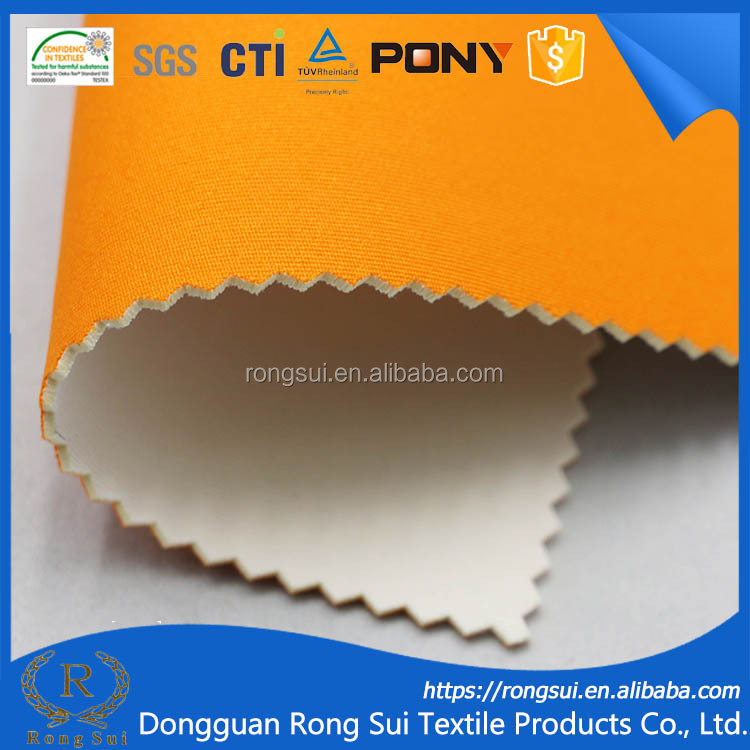 eco-friendly polyester neoprene sheet fabric with 1mm neoprene rubber sheet for sale