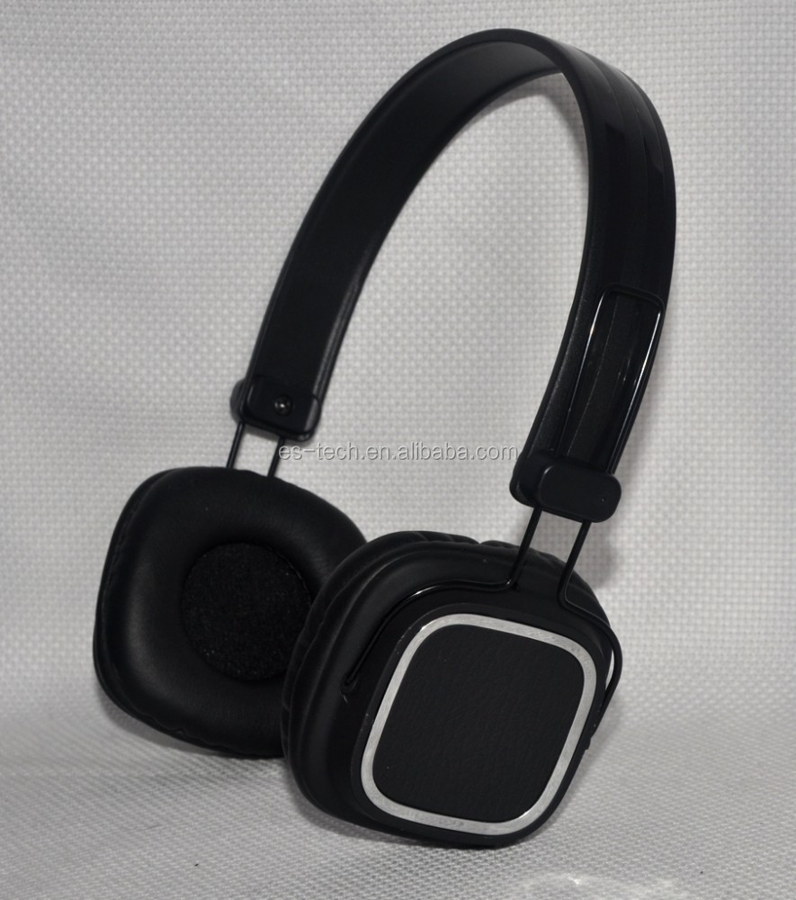 newest black headphone , wired headphone spring DJ ghost E&S Technology Co Ltd