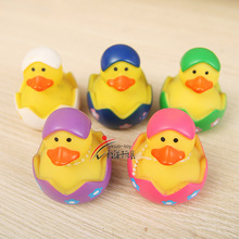 2018 Baby Kids Rubber floating Ducks Bathing baby Toys Water Fun Game Playing cute Toys for Children.