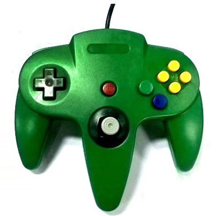N64 Classic USB Enabled Wired Controller for PC and MAC