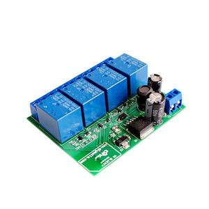 4 Channel Relay Module Ble 4.0 BLE for ios Android Phone IOT