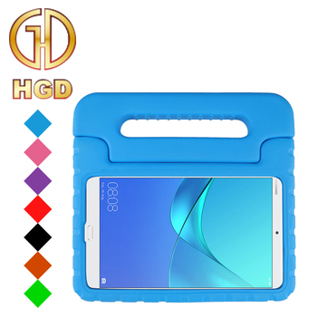 Fit for Huawei M5 8.4 inch tablet child proof heavy duty eva foam case cover