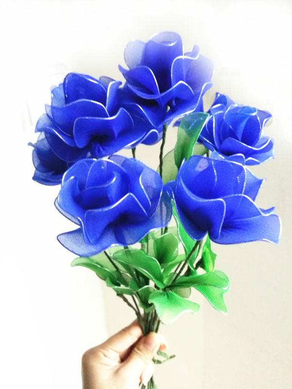 Formaldehyde Removing Silk Stocking Flower