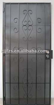 Steel Security Doors Residential Steel Storm Doors Steel