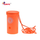 hot sale world cup EU plastic promotion football cheering horn whistle