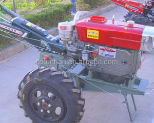 factory supply cheap price agricultural diesel engine mini 22hp walking tractor