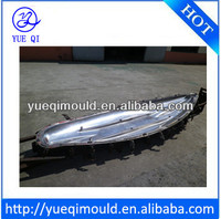 customized rotomolding aluminum rotational fishing boat mold