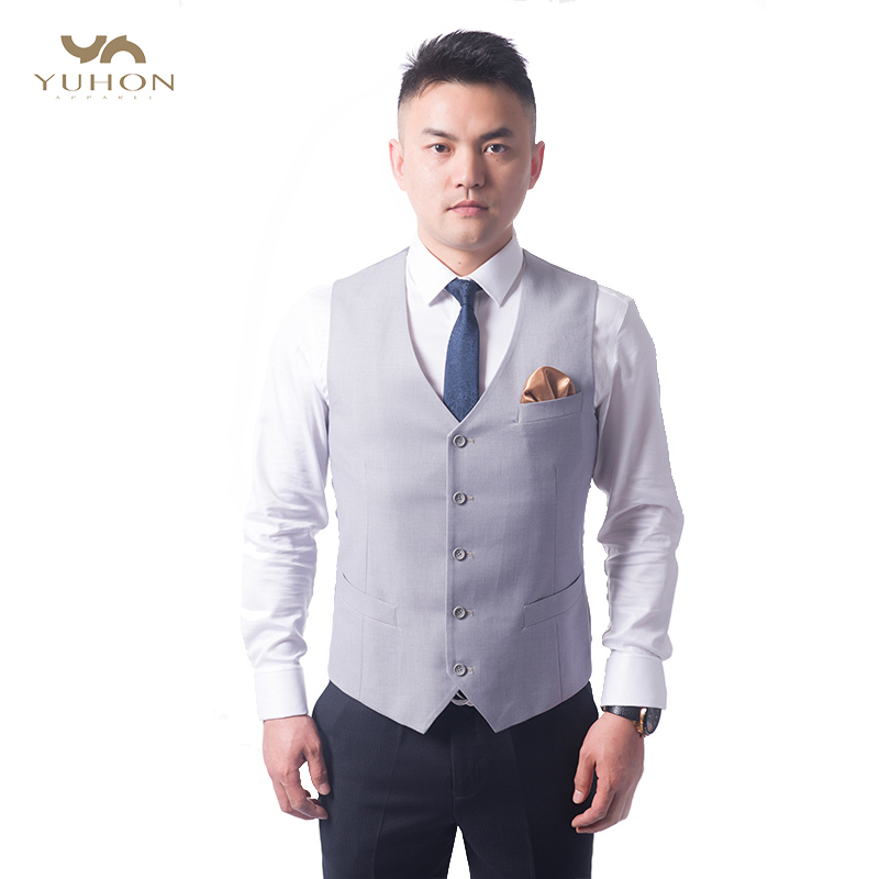 factory direct price tailored High quality Custom anti-shrink hotel office business wedding men suits