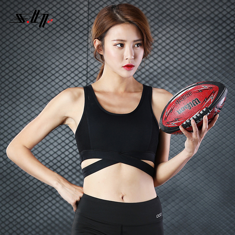2018 Latest Fashion Customizing Activewear Wholesale Camisole Top Sexy Bra