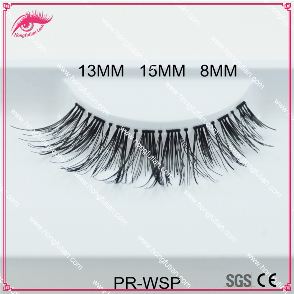 Natural Bulk Sale Individual Human Hair Eyelashes Buy Natural