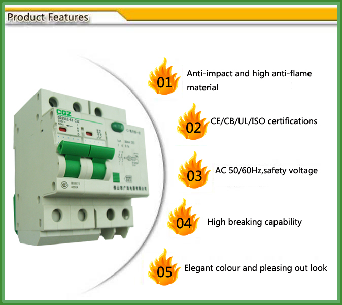 Cgz high quality 2 phase electric earth leakage circuit breaker cgz high quality 2 phase electric earth leakage circuit breaker elcbrccb swarovskicordoba Choice Image