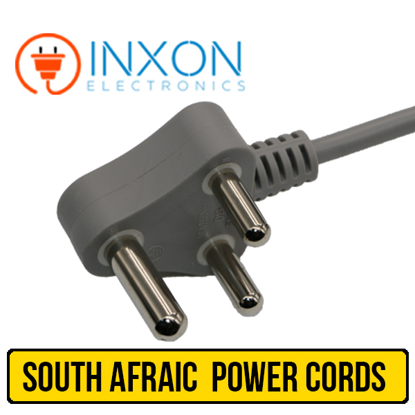 South Africa 16A male power cord plug, high quality low price coffee grinder soup maker