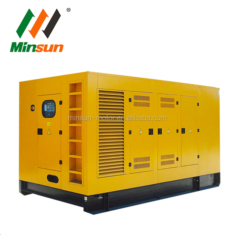 Quality Product ! power generator 750 kva 600kw