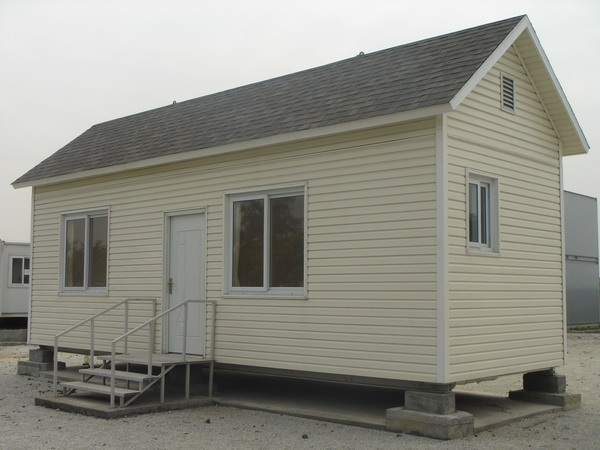 Prefabricated Houses For Family Living